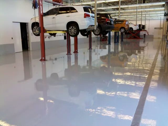 Masters Professional Painting - Epoxy Floor Gallery Photo 14