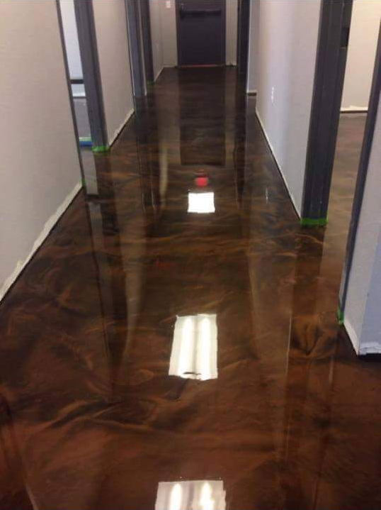 Masters Professional Painting - Epoxy Floor Gallery Photo 15