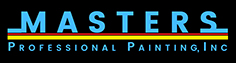 Masters Professional Painting - Logo