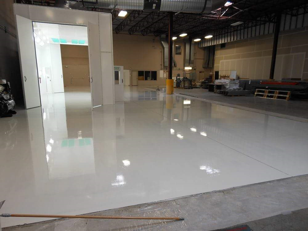 Masters Professional Painting - Epoxy Floor Gallery Photo 18